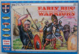 Orion Figures 1/72 OF72029 Early Rus Warriors (Dark Ages)